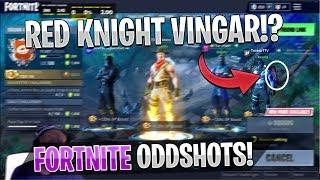 Svenska Fortnite Oddshots #19 - RED KNIGHT VINGAR!? (HIGHLIGHTS/FUNNY MOMENTS)