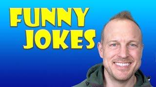 FUNNY JOKES with George (Classic, Kid's, Top 10, Observational - 2019)