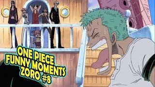 Momen Lucu One Piece Sub Indo - Funny Moments Zoro #8
