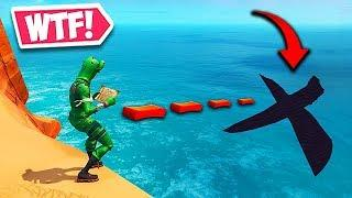 *WORST* TREASURE SPOT EVER! - Fortnite Funny Fails and WTF Moments! #526