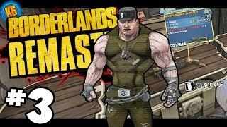 Borderlands Remastered - Road to Brick Sax Solos | Funny Moments & Loot Day #3