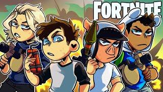 EXPLOSIVES *ONLY* CHALLENGE in Fortnite: Battle Royale (Fortnite Funny Moments & Fails)