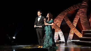 XIAN LIM & KARYLLE nay nakakalokang JOKES sa STAR AWARDS FOR MUSIC 2018