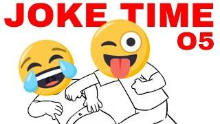 Joke Time #5 Tagalog Jokes Tawanan Time Pinoy Animation