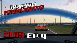 iRacing Twitch Highlights, 2019 Ep. 4 (Fails, Wins and Funny Moments)