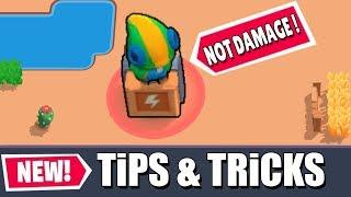 NEW TIPS AND TRICK! Brawl Stars Funny Moments & Fails & Gitches #34