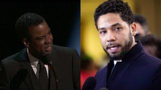 Chris Rock Uses Colorism Joke To Call Out Jussie Smollett At NAACP Image Awards #ImageAwards50