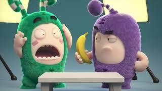 LOVE FOR ICE CREAM  Oddbods Show Full Episodes  Funny Cartoons