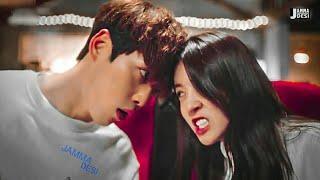 Funny Love Story ???? Korean Mix Hindi Songs ???? Kore klip ???? Jamma Desi