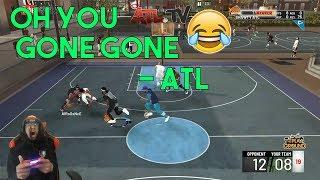 NBA 2K19 Rage/Funny Moments #23