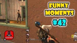 Rules Of Survival Funny Moments - Part 42