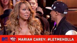 Mariah Carey Shuts Nick Cannon Down! ???? | Wild 'N Out | #LetMeHolla