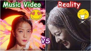 BLACKPINK - 'Kill This Love' MV VS REALITY | BLACKPINK CUTE AND FUNNY MOMENTS