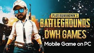 PUBG Mobile Live INDIA Gameplay Hindi Part - 16