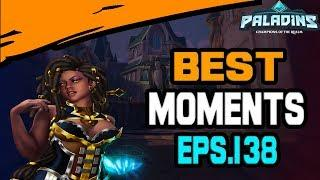 Paladins BEST & FUNNY MOMENTS EPS.138