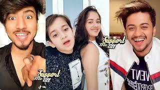 Mr Faisu, Hasnain, Jannat, Team 07 and Other Tik Tok Stars Funny 1M Vines Videos Compilation