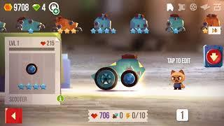 Funny Machine!! | Crash Arena Turbo Stars #1