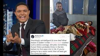 Trevor Noah is slammed for 'racist' joke about India Pakistan clashes - Daily News