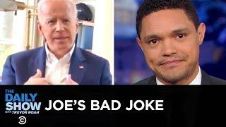 Joe Biden's Inappropriate Jokes & A Poacher's Demise in South Africa | The Daily Show