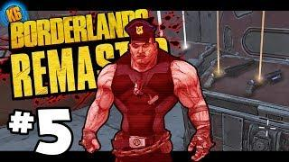 Borderlands Remastered - Road to Brick Sax Solos | Funny Moments & Loot Day #5