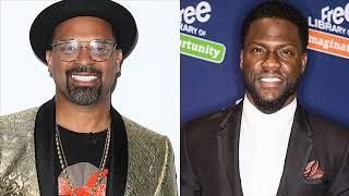 Mike Epps says Kevin hart be stealng jokes