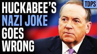 Mike Huckabee's Nazi Germany Joke Goes Terribly Wrong