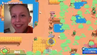 Reacting to funny brawl stars moments