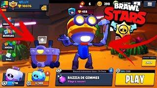 Brawl Stars Mod - More Skins & Brawlers