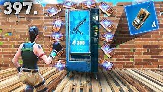 HOW TO DESTROY VENDING MACHINES..!! Fortnite Daily Best Moments Ep.397 Fortnite Battle Royale Funny