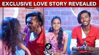 Revealed Love Story | TikTok Fame Achu And Neha Fun Interview