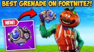 *NEW* SHOCKWAVE GRENADE IS BROKEN! - Fortnite Funny Fails and WTF Moments! #304