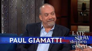 Paul Giamatti Has A Weird Vacation Hobby