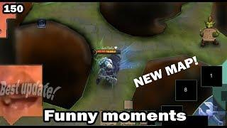 Mobile Legends Funny Moments Episode 150 | Lucu |  OMG  300 IQ Plays Moments |