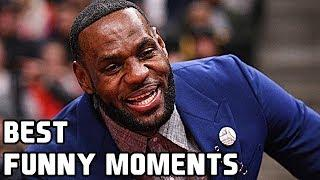 NBA BEST FUNNY MOMENTS 2018/19 Season