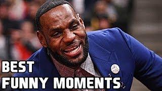 NBA BEST FUNNY MOMENTS 2018/19 Season