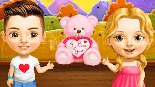 Sweet Baby Girl First Love - First Date & Dress Up - Fun TutoTOONS Games For Kids