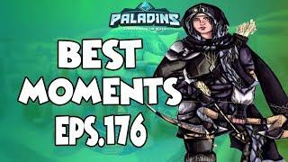 Paladins BEST & FUNNY MOMENTS EPS.176