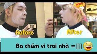 Ba chấm vì trai nhà ????=))) ~ BTS funny moments
