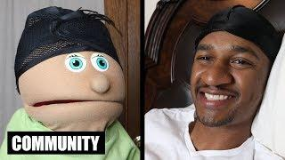 When You Crack Jokes With Your Girl ft. Treymoeshow | All Def Community
