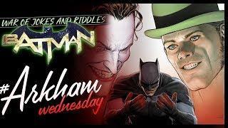 BATMAN: The War of Jokes Riddles LORE! (DC Rebirth)