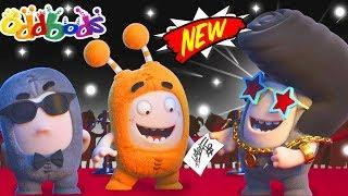 The Oddbods Cartoons | POPULAR STARS TRUCK  | ODDBODS 2018 | Funny Cartoons For Children