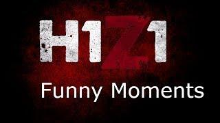 H1Z1 Funny moments