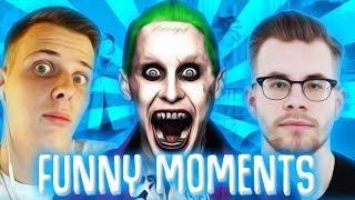 NITRO, PAGO, JOKER - FUNNY MOMENTS!