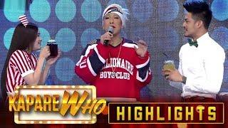Vice Ganda reveals funny stories about Jackque and Ion   It's Showtime KapareWho