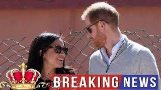 Royal Today -  Prince Harry shows his cheeky sense of humour as he jokes about Meghan's pregnancy