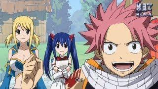 Natsu & Gintoki - Funny moments in love ! Fairy Tail フェアリーテイル ! & Gintama   銀魂 ! Full HD