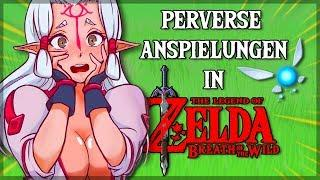 10 Perverse Jokes in Zelda - Breath of the Wild