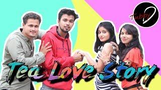 Tea Love Story | Funny Twist | TubbyD
