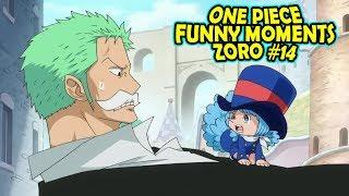 Momen Lucu One Piece Sub Indo - Funny Moments Zoro #14