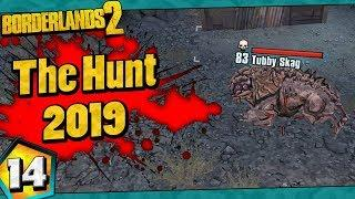 Borderlands 2 | The Hunt 2019 Funny Moments And Drops | Day #14